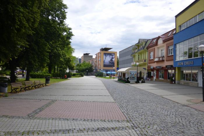 Ilustračný obrázok k článku Pamätné dni mesta? V centre Humenného vzniknú zahraničné mestečká
