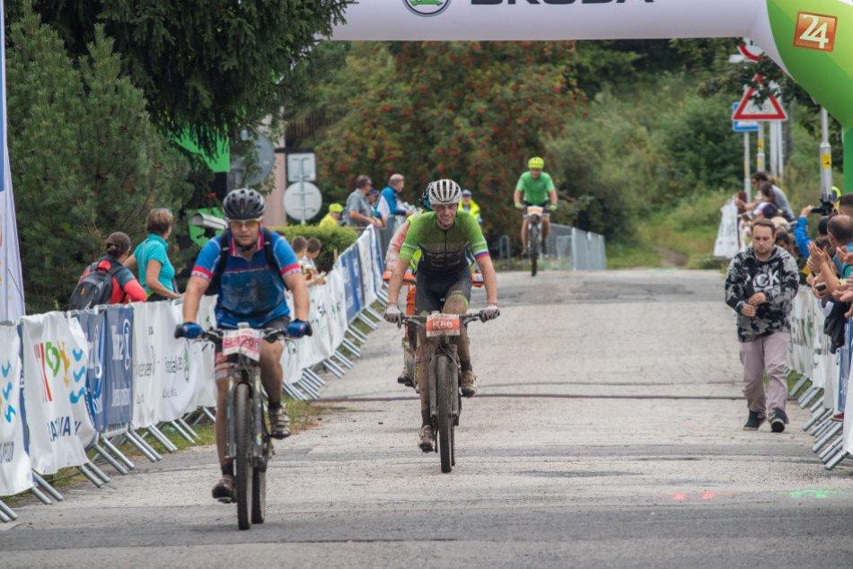 Ilustračný obrázok k článku Víkend vo Svite sa niesol v duchu cyklistiky: Horal prilákal stovky pretekárov