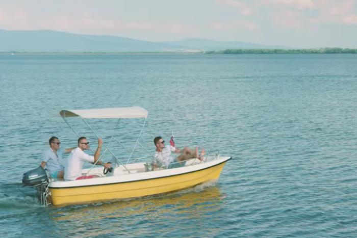 Ilustračný obrázok k článku VIDEO, ktoré si nenechajte ujsť: Na Šírave nakrútili klip k letnému hitu!