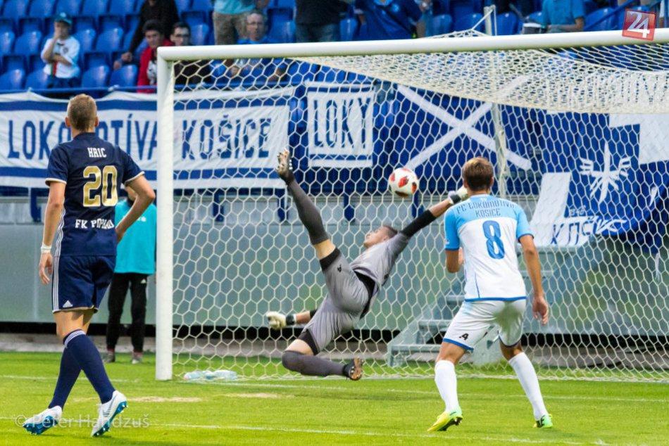 Ilustračný obrázok k článku FK Poprad na víťaznej vlne: Tesné víťazstvo s poslednou Lokomotívou