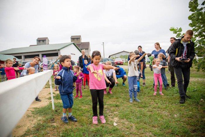 Ilustračný obrázok k článku Trnovčania usporiadali Rebel RUN: Malí športovci podali parádne výkony, FOTO