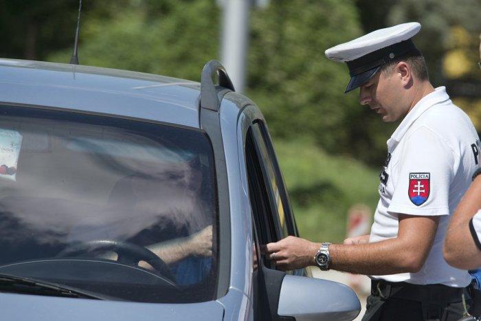 Ilustračný obrázok k článku Nitru čaká netradičná dopravná akcia: Polícia sa bude pýtať aj na cieľ vašej cesty