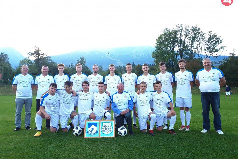 Ilustračný obrázok k článku V skromných podmienkach sa dá robiť futbal na úrovni: Tatranci vyhrali ligu!