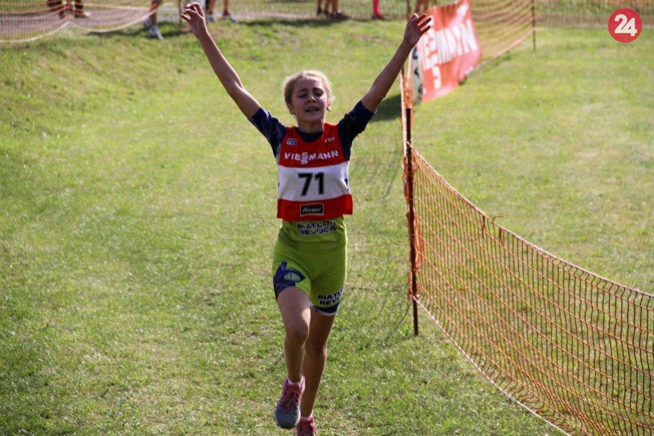 Ilustračný obrázok k článku FOTO: Revúcki biatlonisti žali úspechy na Majstrovstvách SR. Tamarka si vybojovala titul