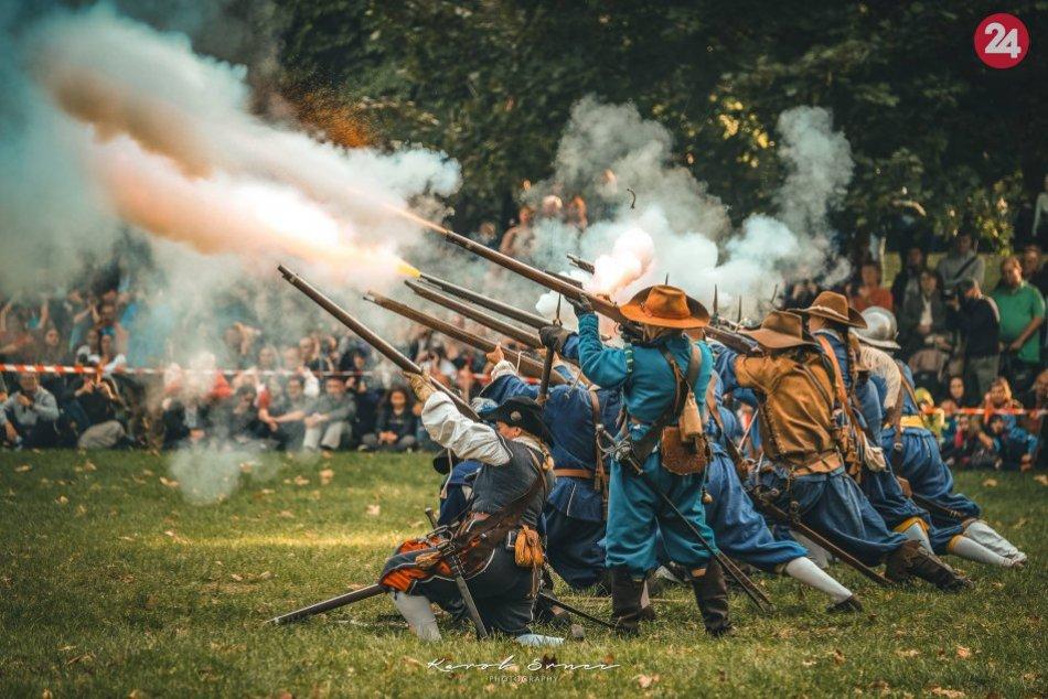 Ilustračný obrázok k článku Tipy na víkend: Z programu na nových Nivách rovno na hody či bitku o Bratislavu