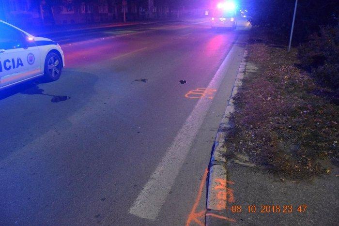 Ilustračný obrázok k článku Tragédia na nitrianskej ceste: Obeťou rýchlej jazdy má byť mladá chodkyňa (†27)