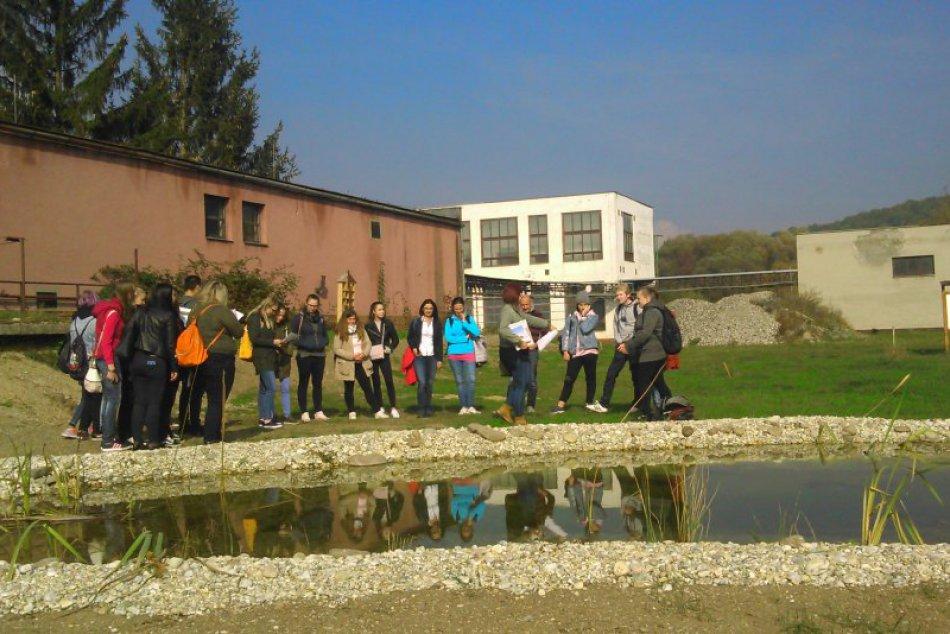 Ilustračný obrázok k článku FOTO: Návrh študentov UMB sa dočkal realizácie: V čističke odpadových vôd pribudla NOVINKA
