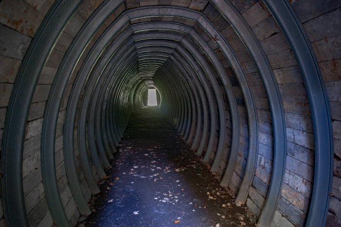Ilustračný obrázok k článku FOTO: Tajomný tunel nad Bystricou: Vedeli ste, že v tomto je svetovým unikátom?