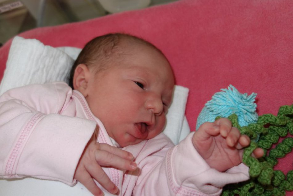 Ilustračný obrázok k článku FOTO: Zvolenská nemocnica zaznamenala tisíci pôrod. Jubilejným bábätkom je Ester