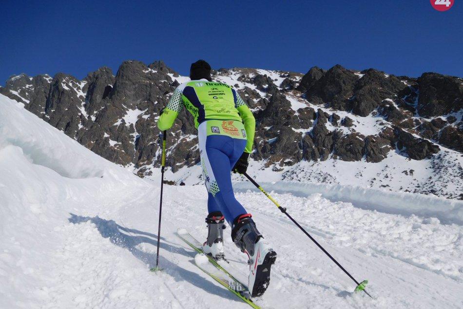 Ilustračný obrázok k článku Čierny deň skialpinistov v Tatrách: Záchranári sa nezastavili