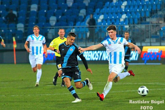 Ilustračný obrázok k článku Slovan vyhral aj v Nitre: Darilo sa Dunajskej Strede i Žiline