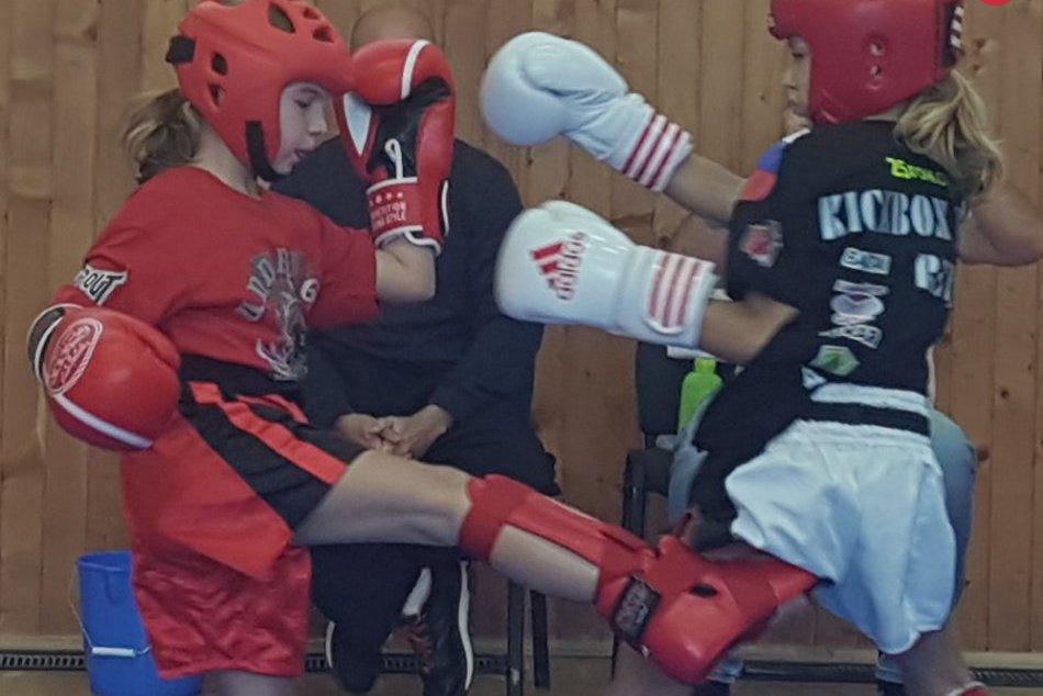 Ilustračný obrázok k článku FOTO: Medailová žatva revúckych kickboxerov. Uchmatli až 8 cenných kovov