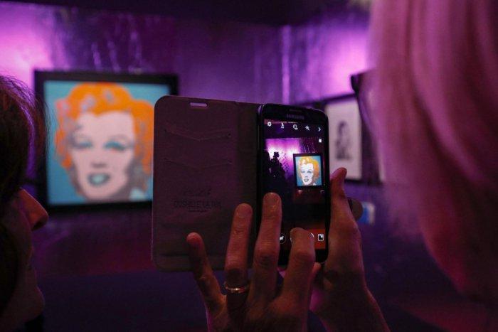 Ilustračný obrázok k článku O múzeum Andyho Warhola je rekordný záujem: Kľučky si podávajú hlavne Slováci