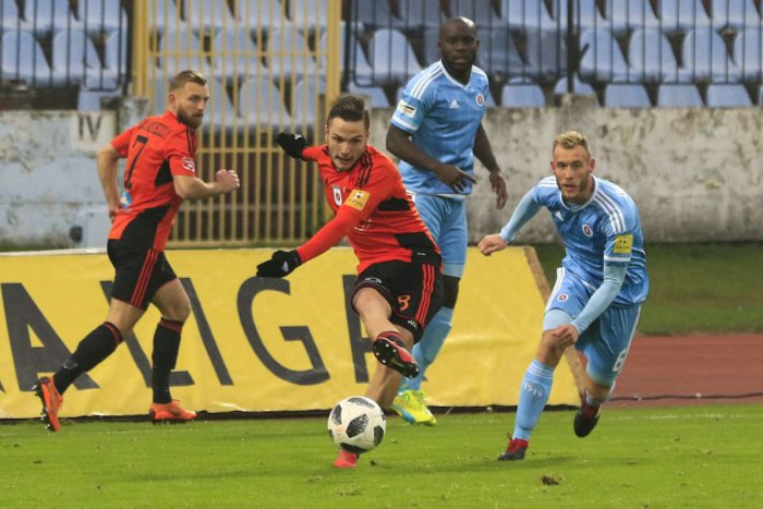 Ilustračný obrázok k článku Slovan stále bez prehry: Trnava prišla o body v nadstavenom čase