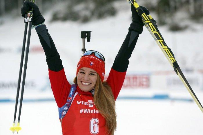 Ilustračný obrázok k článku P. Fialková po 3. mieste v stíhačke: V streľbe to bola rarita!