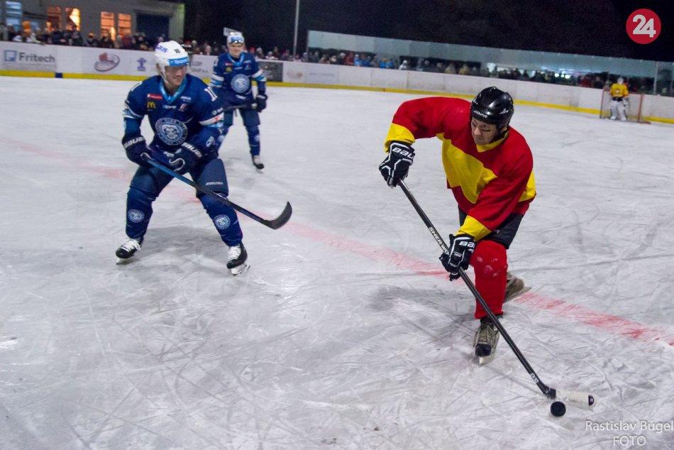 Ilustračný obrázok k článku Zaplnili štadión: HK Nitra na Winter classic v Šali, FOTO