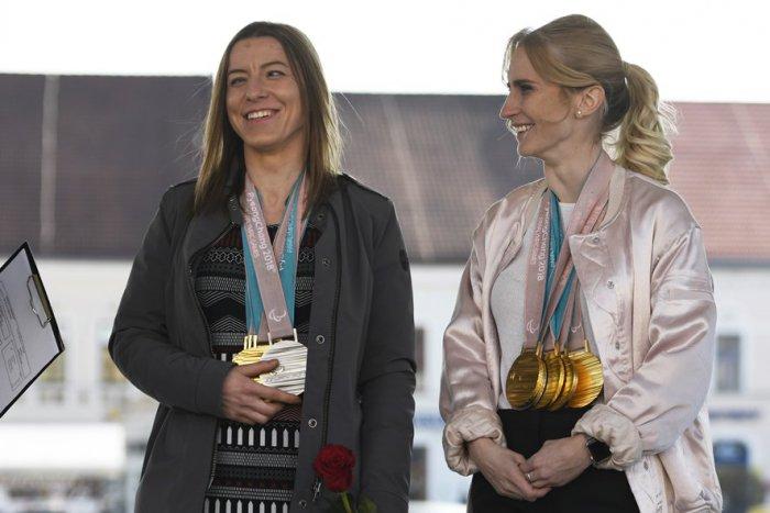 Ilustračný obrázok k článku Henrieta Farkašová sa stala Paralympionikom roka 2018