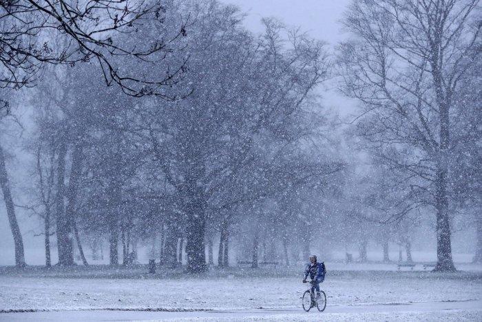 Ilustračný obrázok k článku Snehová nádielka na Silvestra: Na horách môže napadnúť až 35 centimetrov snehu