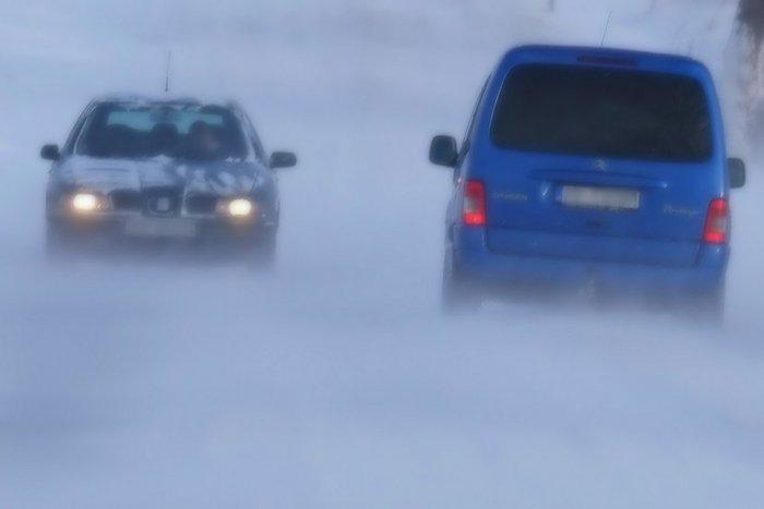 Ilustračný obrázok k článku Počasie môže v Breznianskom okrese poriadne vyvádzať: Vydané sú TIETO výstrahy
