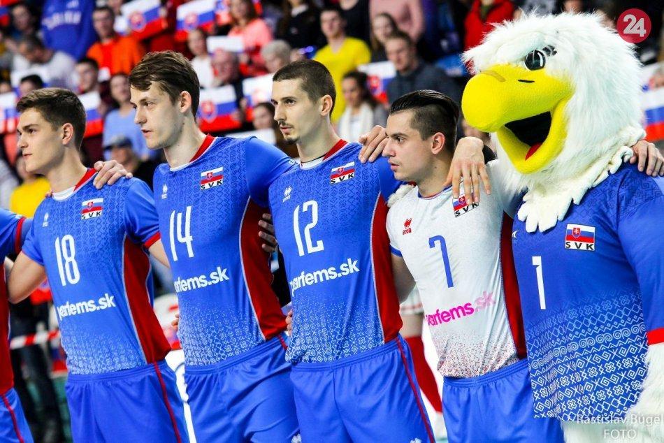 Ilustračný obrázok k článku Nitra bude dejiskom skvelého volejbalu: Slovenské reprezentácie zabojujú o postup