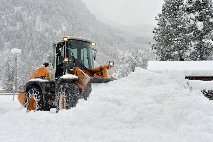 Ilustračný obrázok k článku Meteorológovia vydali pre okres Ružomberok novú výstrahu: Toľkoto cm má ešte pripadnúť!