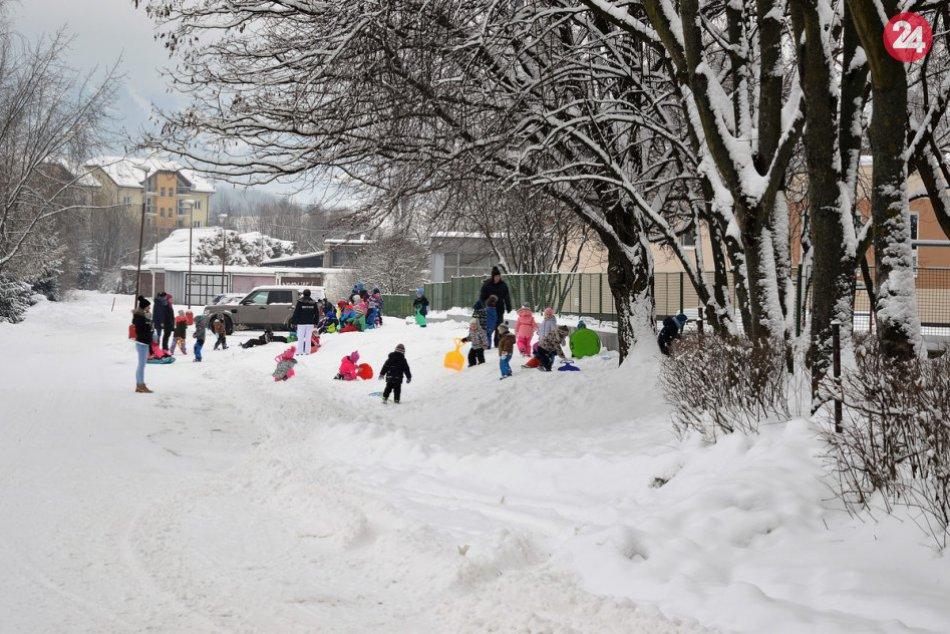 Ilustračný obrázok k článku FOTO a VIDEO: Pozrite si Rajec v zimných záberoch