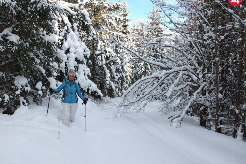 Ilustračný obrázok k článku Veľké zimné sčítanie: Trojnásobný počet turistov v Slovenskom raji, tieto lokality boli TOP!