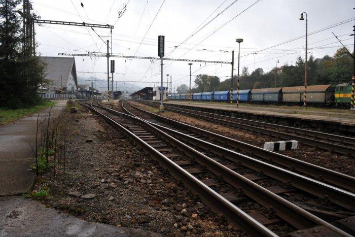 Ilustračný obrázok k článku Obrňte sa trpezlivosťou. Na trati medzi Bystricou a Zvolenom bude ďalšia výluka