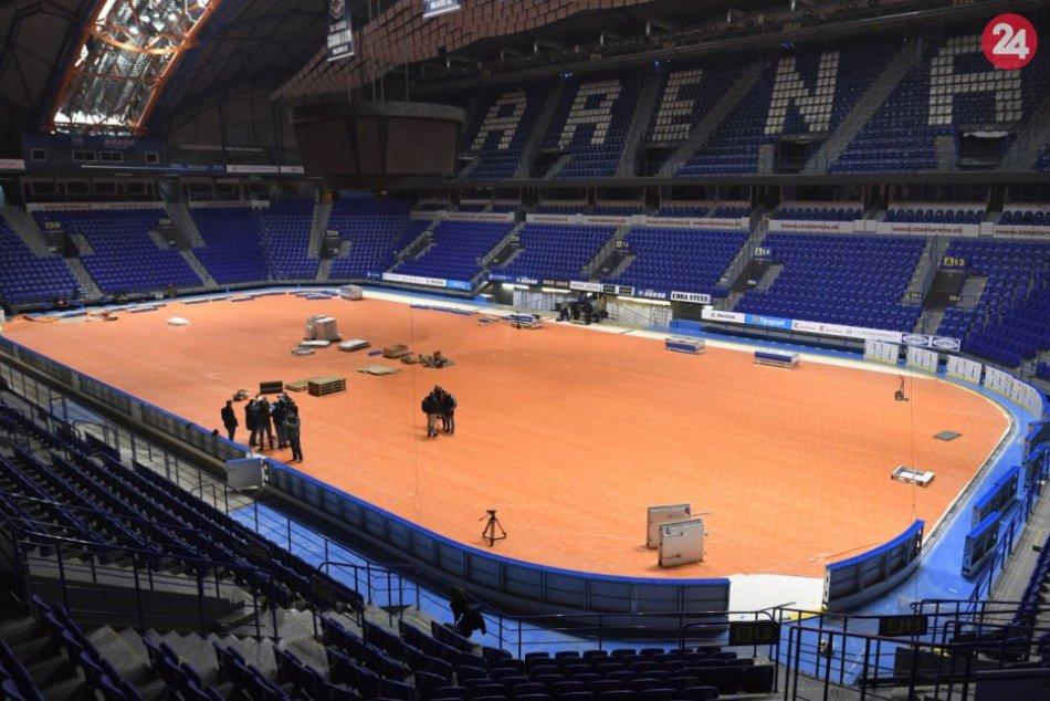 Ilustračný obrázok k článku Steel Aréna bude hostiť európsky šampionát. Na aký šport sa môžeme tešiť?