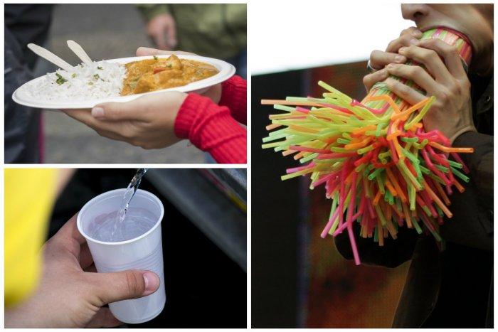 Ilustračný obrázok k článku COOP Jednota končí s pedajom jednorazového plastu, nahradí ho ekologickým variantom