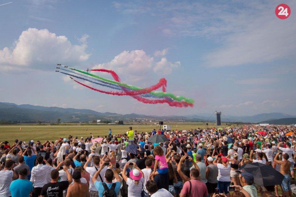 Ilustračný obrázok k článku Letecké dni na Sliači v novom termíne. Čerešničkou špeciálne prieskumné lietadlo