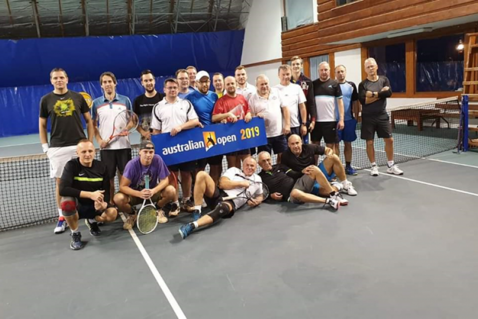 Ilustračný obrázok k článku Slovenské Australian open: V Tatranskej Lomnici si zmerali sily rekreační tenisti