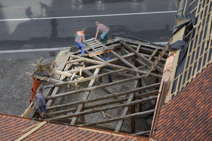 Ilustračný obrázok k článku Do budovy dobrovoľných hasičov zateká: Mesto im podalo pomocnú ruku