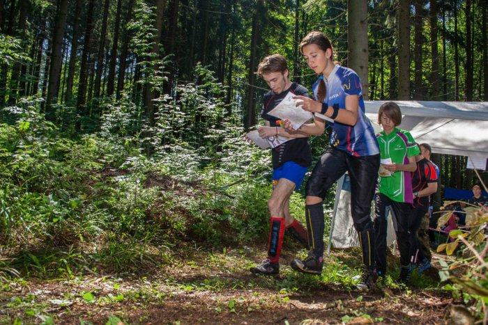 Ilustračný obrázok k článku Orientační bežci chcú v okolí horárne nad Peknou cestou vybudovať športový areál