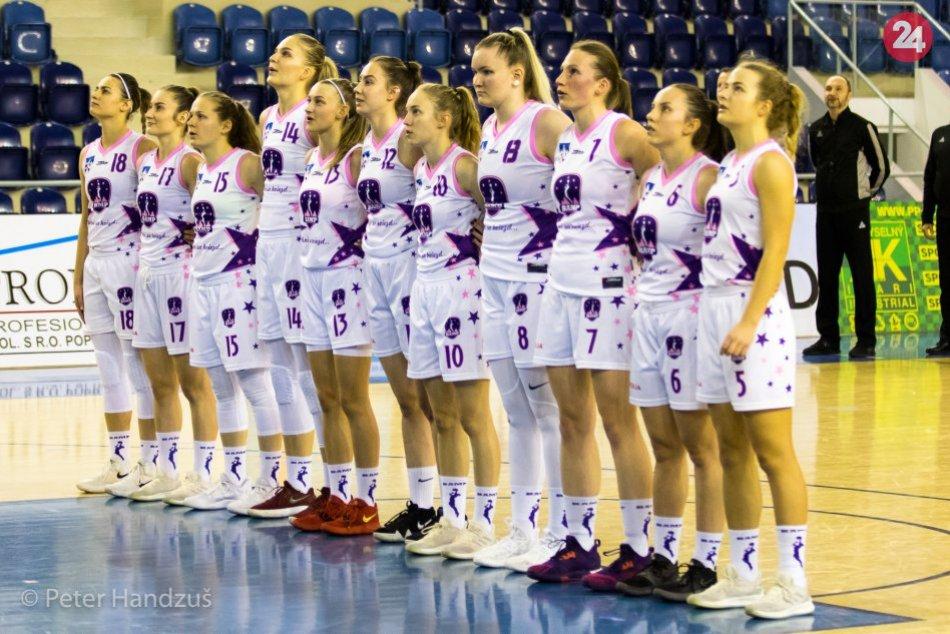 Ilustračný obrázok k článku Popradské basketbalistky: Do play-off vstupujú so zmenou na trénerskom poste