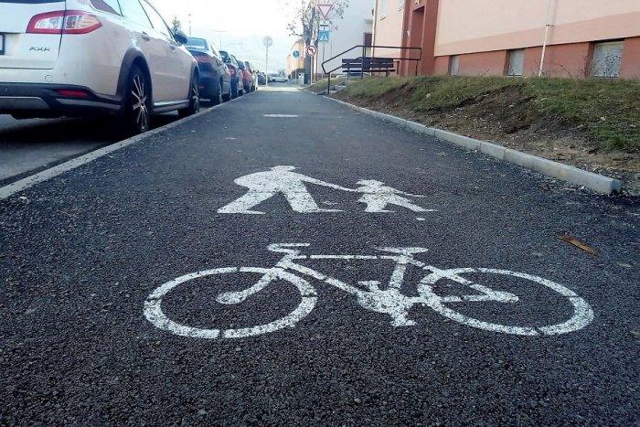 Ilustračný obrázok k článku Cyklotrasa spojí Solinky s centrom: Mesto ju začína budovať a má ďalšie plány