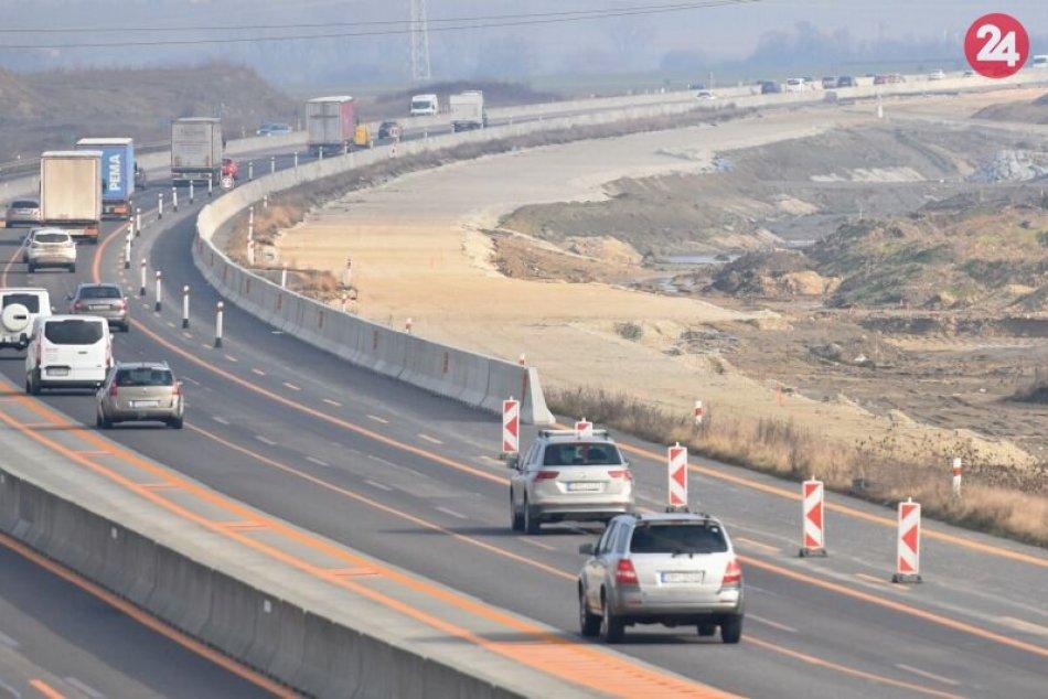 Ilustračný obrázok k článku Ukrajina začne stavať diaľnicu na Slovensko. Kedy sa pridáme aj my?