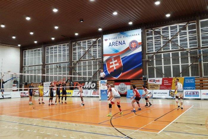 Ilustračný obrázok k článku Dráma ako sa patrí: Prešovskí volejbalisti v derby otočili zápas z 0:2 na 3:2