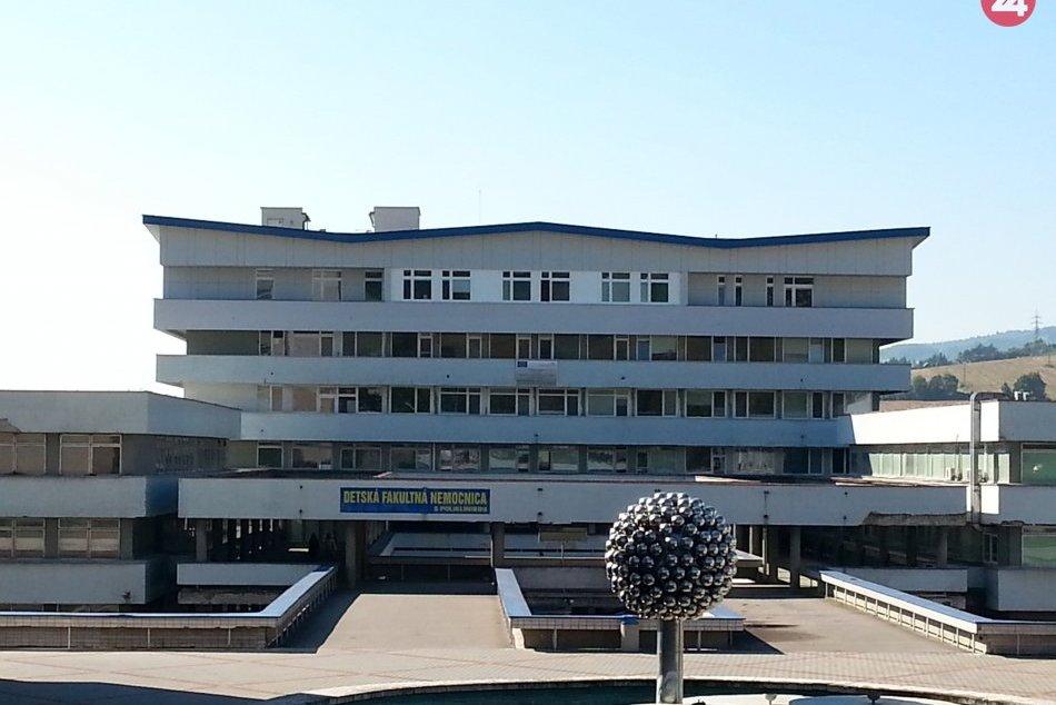 Ilustračný obrázok k článku Nové opatrenia v bystrickej nemocnici: Zákaz sa týka návštev aj sprevádzajúcich osôb