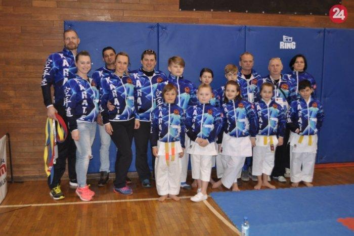Ilustračný obrázok k článku Popradskí karatisti na prestížnej medzinárodnej súťaži: Central karate klub s 10 medailami