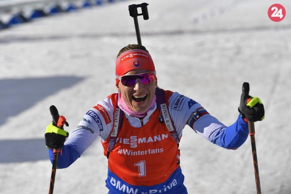 Ilustračný obrázok k článku Famózna Kuzminová: Suverénnym výkonom v stíhacích pretekoch roztrhala konkurenciu! FOTO