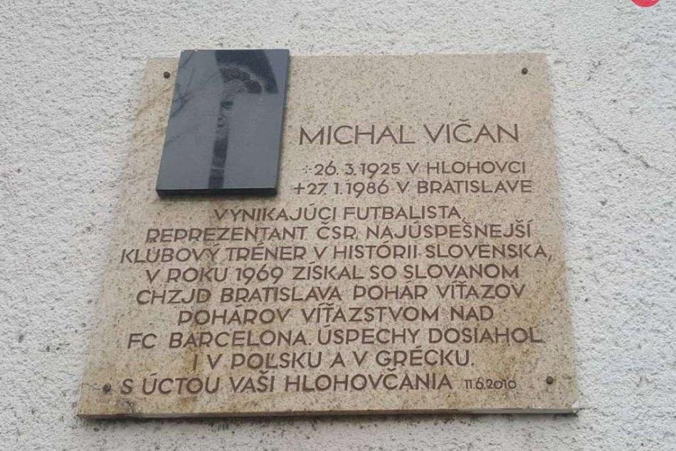 Ilustračný obrázok k článku Talentovaný futbalista a úspešný tréner: Spomíname na hlohovského rodáka Michala Vičana