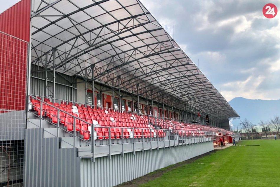 Ilustračný obrázok k článku Tatran finišuje s rekonštrukciou štadióna: Pozrite si FOTO a VIDEO