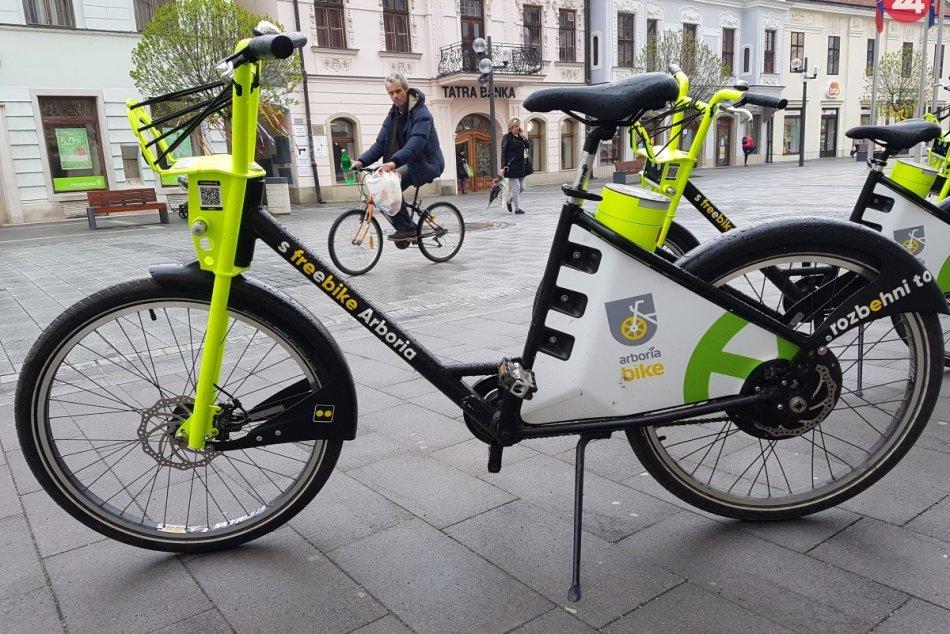 Ilustračný obrázok k článku Alternatívna doprava sa teší popularite: Trnava má o 30 elektrobicyklov viac