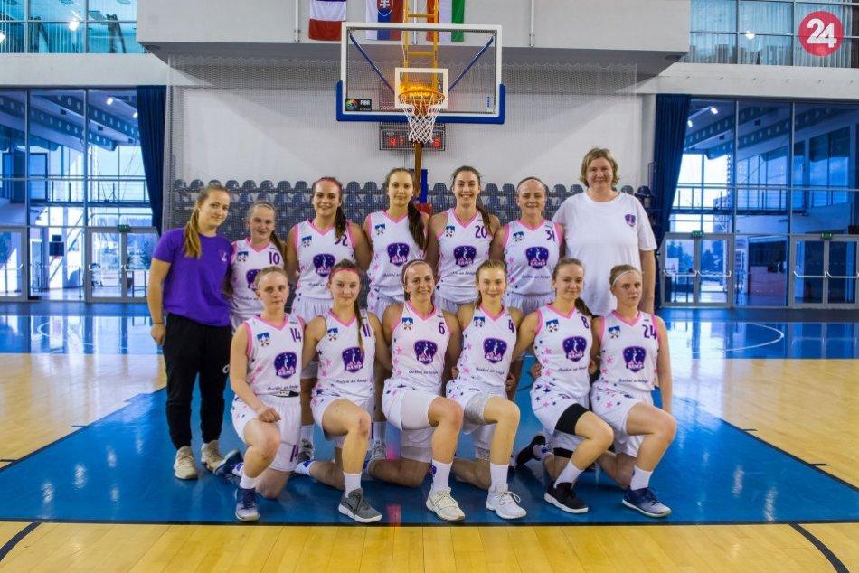 Ilustračný obrázok k článku Basketbalová Veľká noc: V Poprade si zahrali tímy z troch štátov