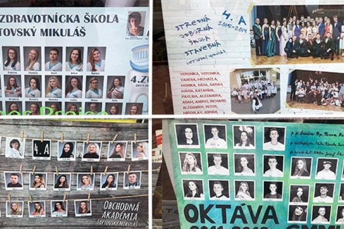 Ilustračný obrázok k článku Mikulášski maturanti na tablách: Rozhodnite, ktoré je to naj, FOTO