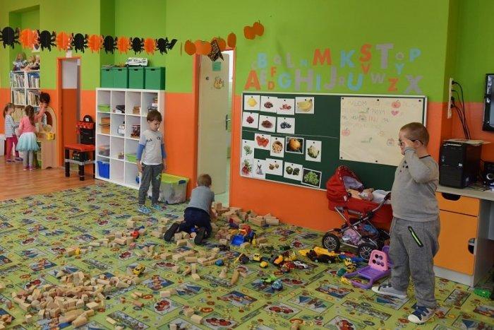 Ilustračný obrázok k článku Materské školy budú v Dúbravke otvorené na striedačku