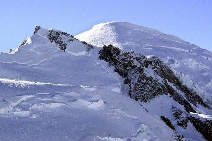 Ilustračný obrázok k článku Slovenský horolezec († 25), ktorý zahynul na Mont Blancu, bol známy košický tréner