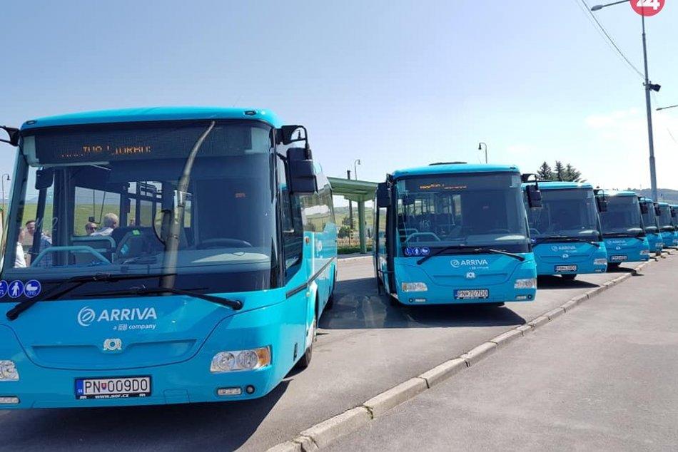 Ilustračný obrázok k článku Nové moderné autobusy v Mikuláši sú realitou: Pozrite si VIDEO a FOTO