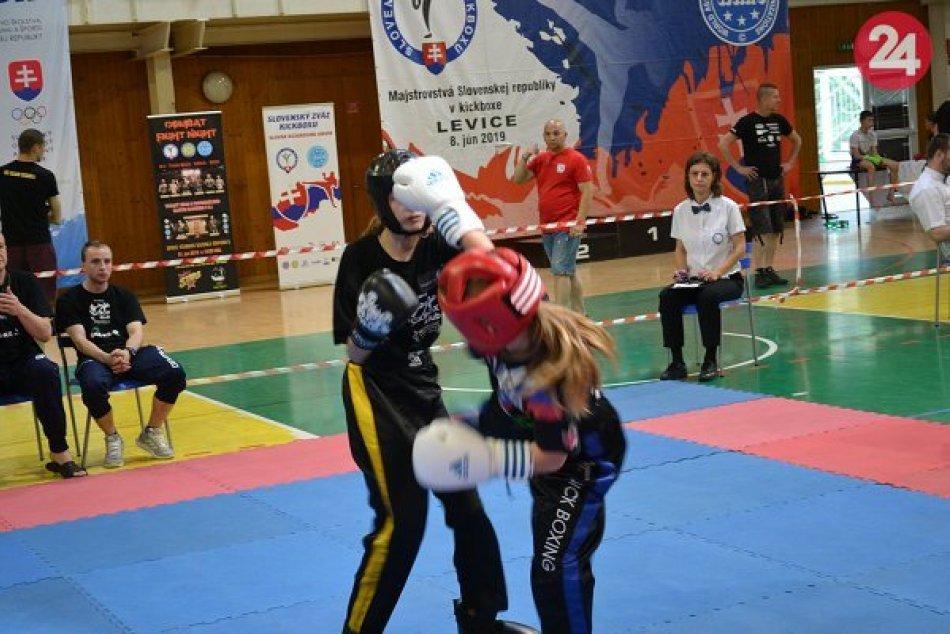 Ilustračný obrázok k článku Veľký talent revúckeho kickboxu. Alžbetka vybojovala 3 zlaté medaily, FOTO